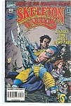 Skeleton Warriors -Marvel comics - # 2 May  1995