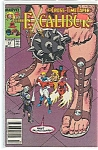Excalibur - Marvel comics - # 13  Oct.  1989