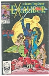 Click here to enlarge image and see more about item J1200: Excalibur - The cross-time caper - Marvel comics #16