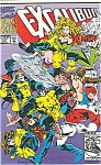 Click here to enlarge image and see more about item J1202: Excalibur - Marvel comics - # 1992 - Special edition