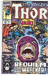 Click here to enlarge image and see more about item J1204: Thor - Marvel comics - # 43l  April 1991