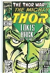 Click here to enlarge image and see more about item J1205: Thor - Marvel comics - # 441   Late Dec.  1991