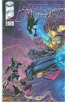 Click here to enlarge image and see more about item J1210: Backlash - Image comics - # 8 May   1995