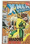 X-Men adventures - Marvelcomics - # 3 April 1994