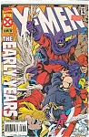 Click here to enlarge image and see more about item J1215: X-Men - Marvel comics - Jan. 1996   # 9