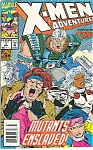 Click here to enlarge image and see more about item J1217: X-Men adventure - Marvel comics - May  1993  #7