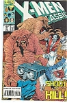 Click here to enlarge image and see more about item J1222: X-Men classic - Marvel comics - #91  Jan.  1994