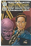 Click here to enlarge image and see more about item J1228: Star Trek - Malibu comics # 18  Jan. 1995