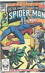 Click here to enlarge image and see more about item J1230: Spider man  - Marvel comics group - # 75 Feb.  1983