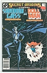 Shadow Lass and Doll Man - dC comics  Nov. 86