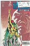Click here to enlarge image and see more about item J1243: The Vision - Marvel comics - # 4 - Feb. 95