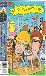 Beavis and Butt-head - Marvel comics-Aug. 1995  # 18