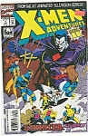 Click here to enlarge image and see more about item J1251: X=Men Adventures - Season II - Marvel comics #l Feb.94