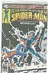 Spider Man - Marvel comics group - # 38 Jan. 1980