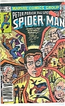 spiderman - Marvel comics group - # 67  June 1982