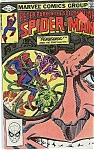 Spider-Man -  Marvel comics group - # 25  July  1982