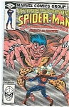 Spider Man - Marvel comics group   April 1982 #65