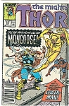 Thor - Marvel comics  -  # 391  May  1988