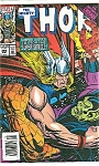 Thor - Marvel comics - # 465  August   1993