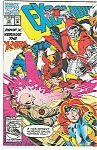 Click here to enlarge image and see more about item J1275: Exc alibur - Marvel comics - # 52  July  1992