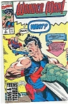 Click here to enlarge image and see more about item J1278: Wonder Man! -Marvel comics - Nov. 1991 =# 3