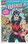 Click here to enlarge image and see more about item J1284: wonder Man - Marvelcomics - # l Sept.   1991