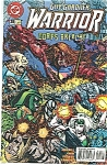 Click here to enlarge image and see more about item J1286: Warrior - DCcomics - # 35    Oct. 1995