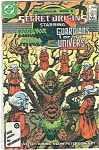 Click here to enlarge image and see more about item J1295: Secret Origins - DC comics - # 23 Feb. 1988