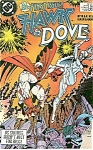Click here to enlarge image and see more about item J1308: Hawk & Dove -  DC comics -  # l  June 1989
