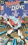 Click here to enlarge image and see more about item J1310: Hawk & Dove - DC comics - # l  Oct. 1988