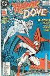 Click here to enlarge image and see more about item J1311: Hawk & Dove - DC comics - # 2 Nov. 1988