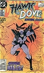 Click here to enlarge image and see more about item J1312: Hawk & Dove 0 DC comics -  # 3  Dec. 1988