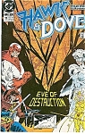 Hawk & Dove - DC comics - # 17  Oct. 1990