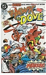 Hawk & Dove - DC comics - # 19  Dec. 1990