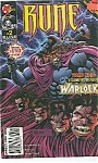 Click here to enlarge image and see more about item J1330: Rune - Malibu comics - # 2   Nov. 1995