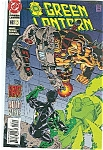 Green Lantern - DC comics # 62   May 1995