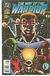 Click here to enlarge image and see more about item J1345: The Way of the Warrior - DC comics - # 33  Aug. 1995