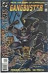 Gangbuster - DC comics - # 10   Nov. 1995