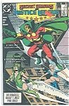 Click here to enlarge image and see more about item J1357: Secret Origins - DC comics - #33 Part 1 of 3 GreenFlame