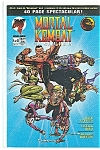 Mortal  Kombat - Malibu comics - l of 2   Jan. 1995