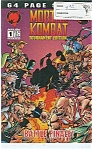 Click here to enlarge image and see more about item J1366: Mortal Kombat - Malibu comics - #l    Dec. 1994