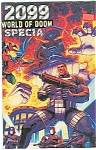 Click here to enlarge image and see more about item J1377: World of Doom Special 2099-Marvel comics - # l -May 95