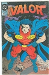 Click here to enlarge image and see more about item J1379: Valor - DC comics - # 5  March 1993