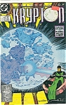 Krypton - DC comics - # 3  Feb. 1988