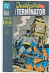 Click here to enlarge image and see more about item J1395: The Terminator - DC comics   # 8  March 1992