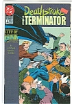 Click here to enlarge image and see more about item J1397: The Terminator - DC comics - #9   April 1992