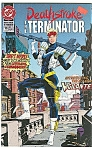The Terminator - DC comics   # 10  May  1992