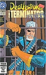 The Terminator -  DC comics -  # 12July 1992