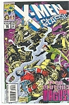 X-Men classic - Marvel comics - # 9June 1994