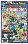 Click here to enlarge image and see more about item J1411: The Terminator - DC comics -  # 14  Sept. 92